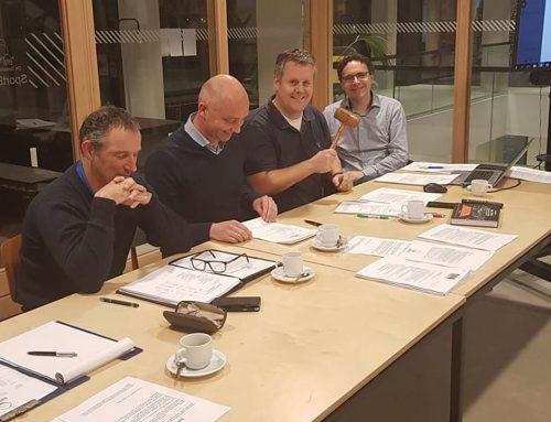 Nieuwe voorzitter RTV Bakkershaag: Bram Derikx