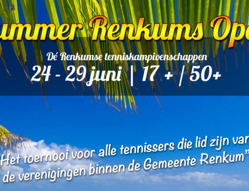 Summer Renkums Open 2019